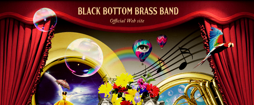OFFICIAL WEBSITE BLACK BOTTOM BRASS BAND