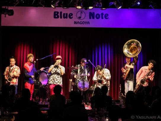 BLUE NOTE名古屋2018 2431