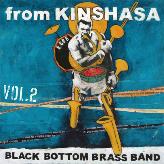 from KINSHASA vol.02